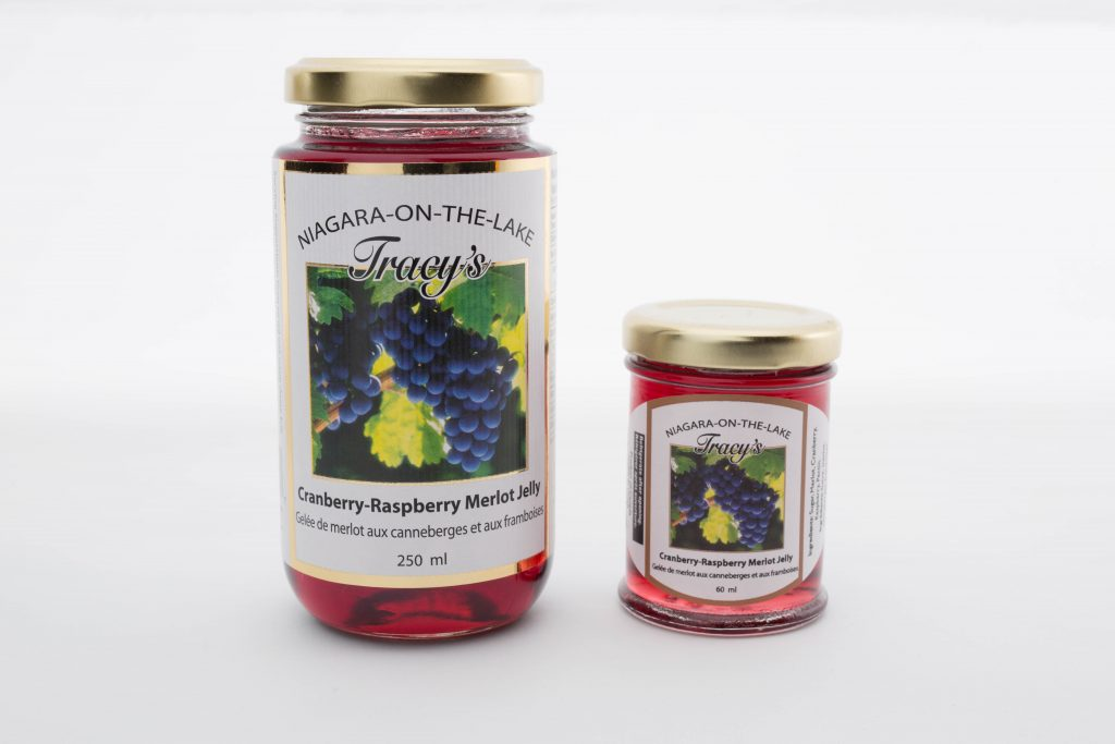 Cranberry Raspberry Merlot Wine Jelly