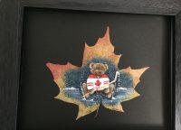 Hockey Bear/Canada