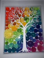 Quilled Tree of Life