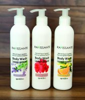 Body Wash w Organic Ingredients