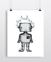 Print - Robo Zappin