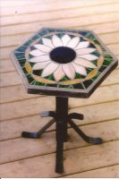 Sunflower Patio Table