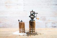 Pepper & Salt Grinder - Walnut (with salt & pepper).jpg