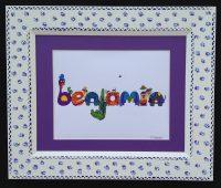 1 Benjamin - Hand Painted Frame.jpg