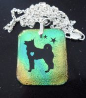 Puppy Love : Custom Pendant