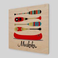 Muskoka Square Wood Print.jpg