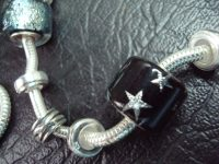 Custom Glass Bead : Starz