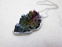 ADesigns #6B1-Handwrapped lady necklace Bismuth stone.jpg